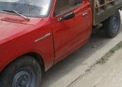 Camioneta vendo o canbio con auto del mismo valor