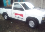 Camioneta nissan año 98