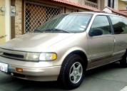 vendo furgoneta nissan quest 1995