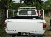 Excelente camioneta nissan