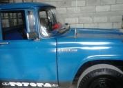 Se vende una camioneta toyota