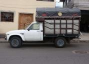 Vendo excelente camioneta toyota stout del año 95