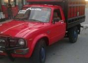 Excelente camioneta toyota