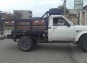 Vendo excelente camioneta toyota