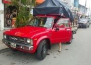 Venta de camioneta toyota 2200