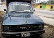 Vendo camioneta toyota stout 2200 año 1994