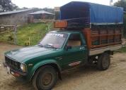 Se vende excelente camioneta.