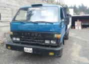 Vendo camión toyota dina