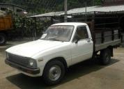 Excelente camioneta toyota hilux 1980