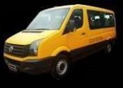 Vendo furgoneta escolar 2015 volkswagen crafter, contactarse.