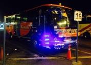 Vendo excelente bus interprovincial