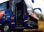 Vendo bus interprovincial. volkswagen 1721. contactarse.
