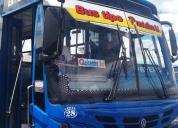 Vendo excelente bus volswagen