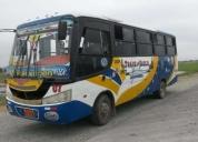 Vendo excelente bus v w 9.150