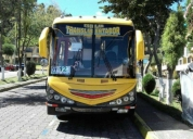 Se vende bus escolar, contactarse.