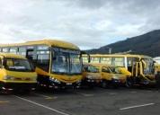 Vendo hermoso bus nuevo 32 pasajeros