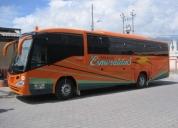 Vendo bus interprovincial vw 17210 2011