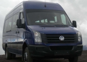 Vendo buseta volkswagen aÑo 2014