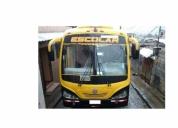 Bus escolar volkswagen 17210