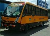 Se vende bus escolar volkswagen 9150 de 32 pasajeros.