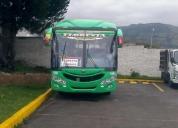 Se vende bus con derechos y acciones.