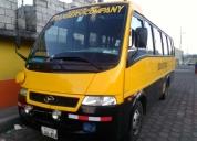 Vendo o cambio microbus
