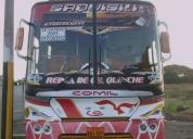Se vende bus 2005 volkswagen 17210