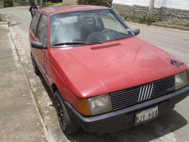 Excelente Fiat uno modelo 1990