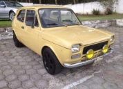 Fiat 127 aÑo 1975. contactarse.