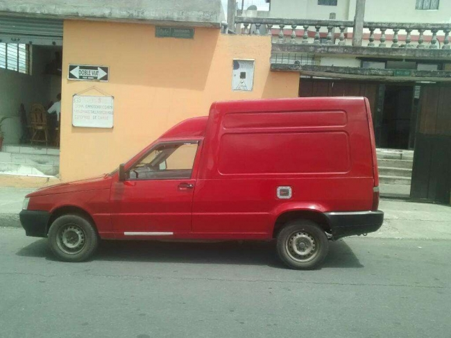 Excelente Fiat Fiorino Año 2008