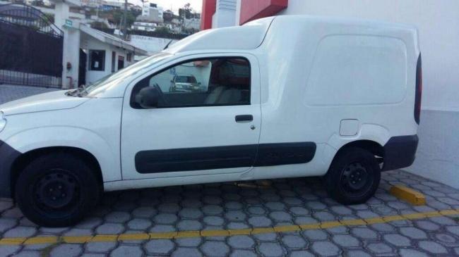 Vendo camioneta Fiat Fiorino 2015. CONTACTARSE.