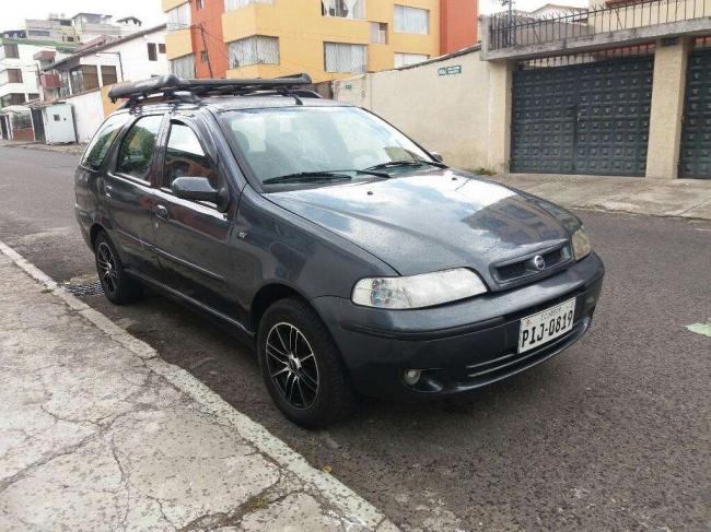 Vendo O Cambio Fiat Palio Weekend 2004