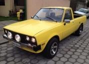 Vendo mitsubishi l200 1981