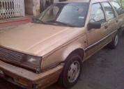 Excelente auto mitsubishi station wagon ano 91