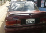 Vendo excelente auto mitsubishi