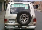 Vendo carro mitsubishi montero, contactarse.