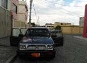 Mitsubishi l200 2.4 diesel doble cabina aÑo 2000, contactarse.