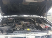 Vendo montero 5 puertas clasico 4x4 motor 3000 a inyeccion