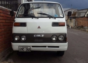 Buena oportunidad! camioneta mitsubishi pick up chasis motor 1400cc