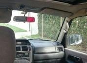 Excelente jeep montero io, 2004, 5 puertas, 4 x 4