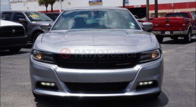 Dodge Charger 2015, Contactarse.