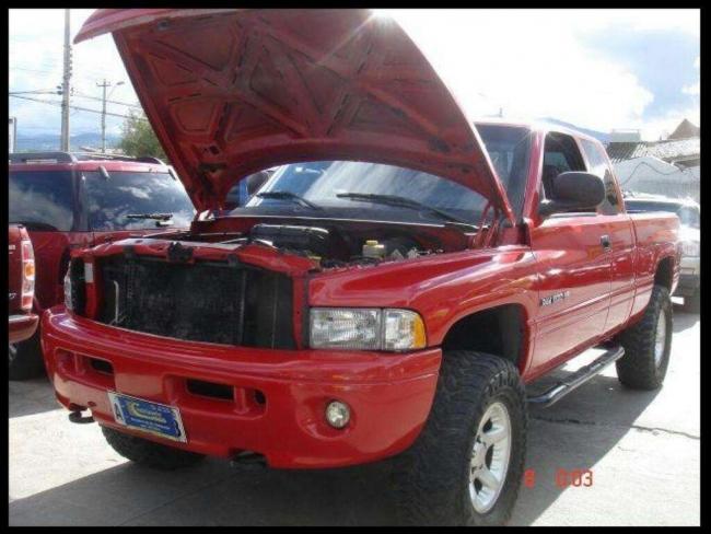Venta de Dodge Ram Magnum 2001