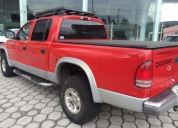 Excelente dodge dakota 4x4 doble cabina