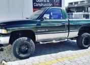 Dodge ram laramie 4x4 impecable. contactarse.