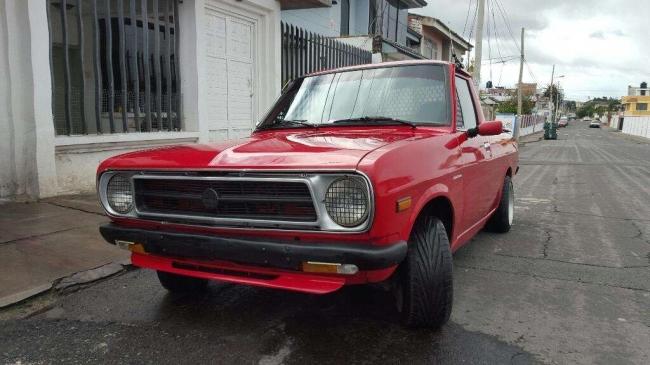 Oportunidad! Hermosa Camioneta Datsun1200