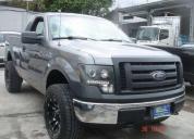 Vendo ford f 150 gris 2010