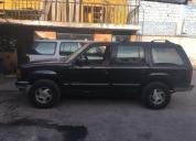 Excelente ford explorer xlt 4x4 manual