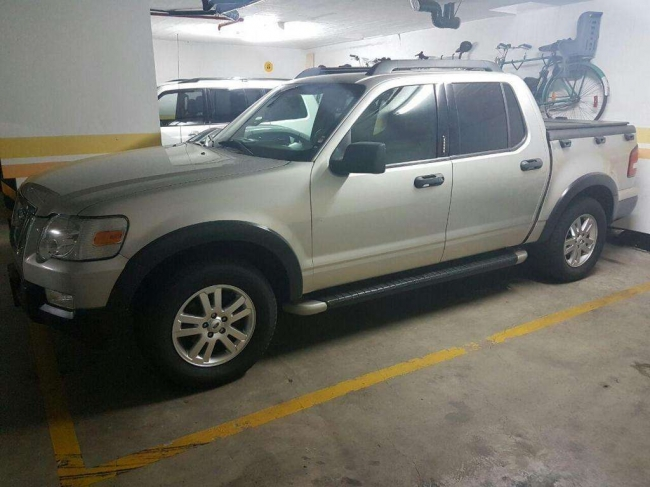 FORD SPORT TRAC 4X4 REFULL, PANTALLA TOUCH FRONTAL.