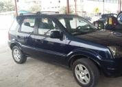 Vendo o cambio ford ecosport 2004 full aire.