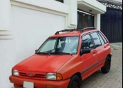 Vendo auto usado muy bien conservado con todos los repuestos nuevos